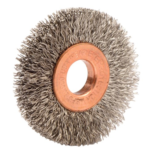 Excellent Power Wheel Brushes Accessories Weiler Abrasives Dailytribune Chair Design For Home Dailytribuneorg
