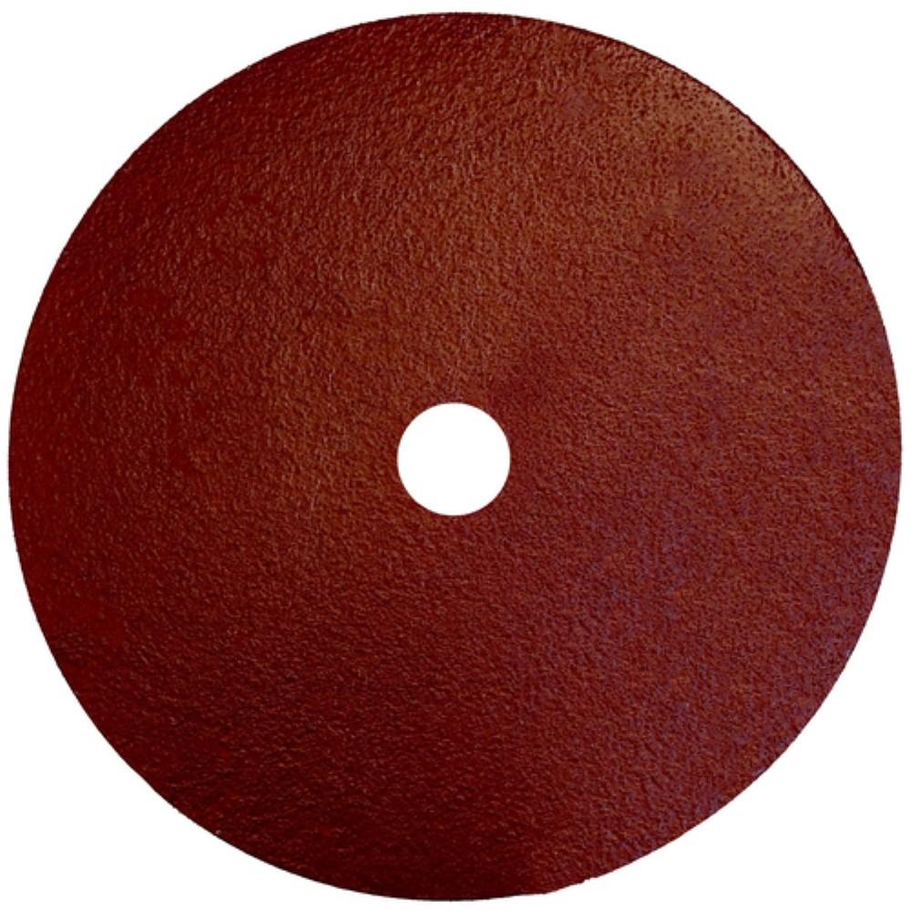 4 in Disc Dia Aluminum Oxide Non-Woven Finishing Disc 56 Units