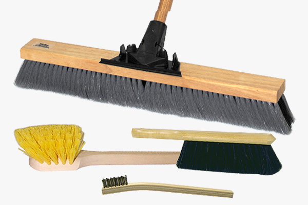 Hand Brushes and Brooms