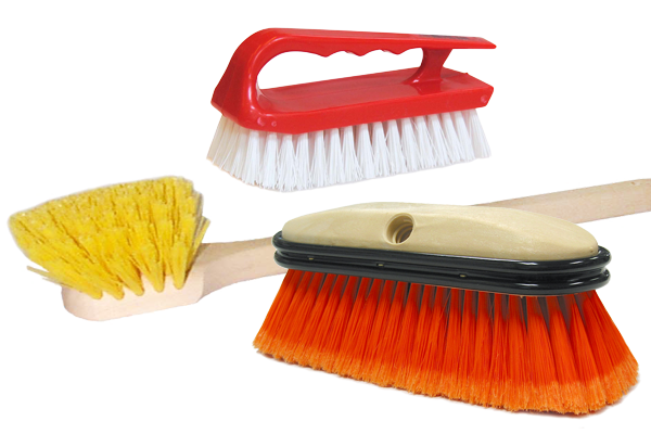 Cleaning & Washing Brushes