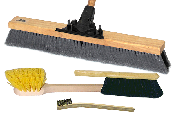 Hand Brushes & Brooms