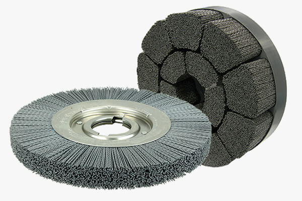 Nylox Nylon Abrasive Brushes