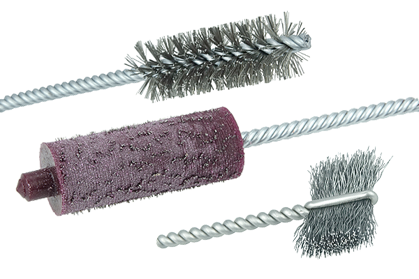 Power Tube Brushes