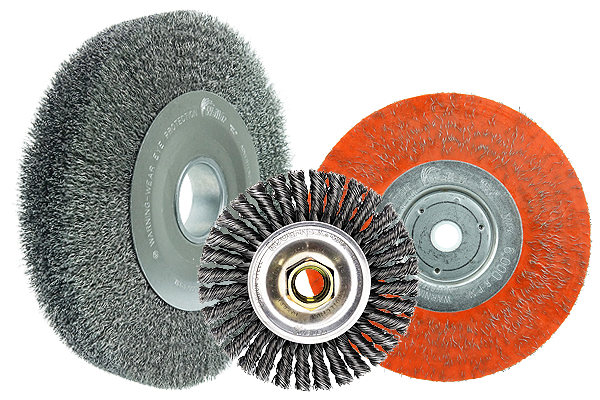 Power Wheel Brushes & Accessories