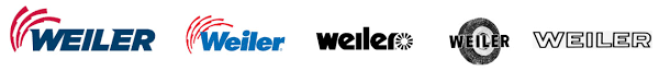 Weiler Logos Through The Years